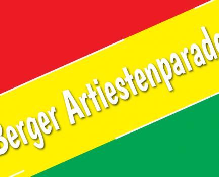 Berger Artiestenparade